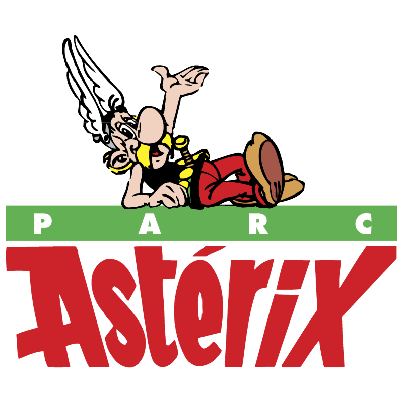 Asterix Parc vector