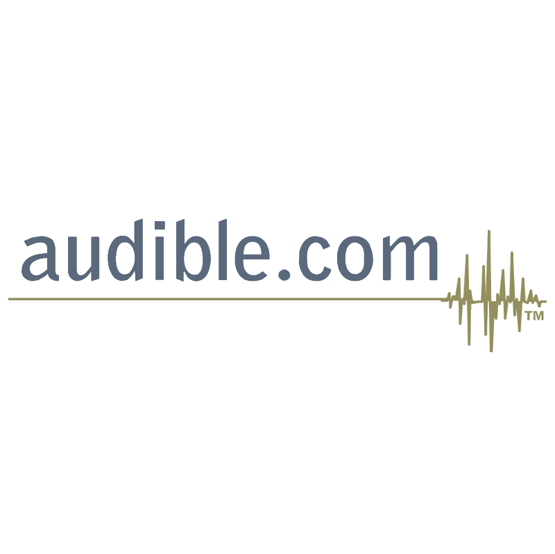 Audible com vector logo