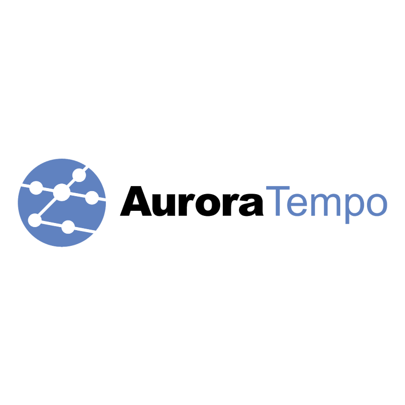 AuroraTempo vector logo