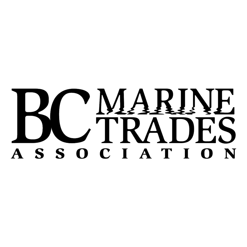 BC Marine Trades Association 50061 vector