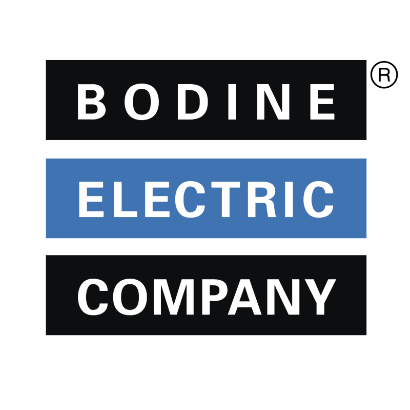 Bodine Electric Company vector