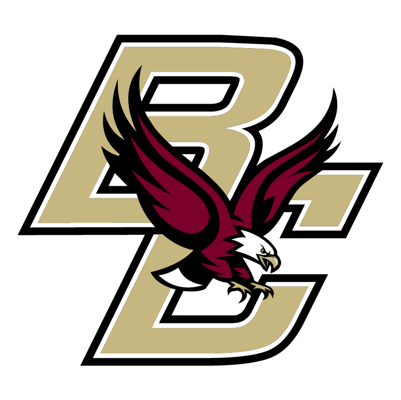 Boston College Eagles 76005 vector logo