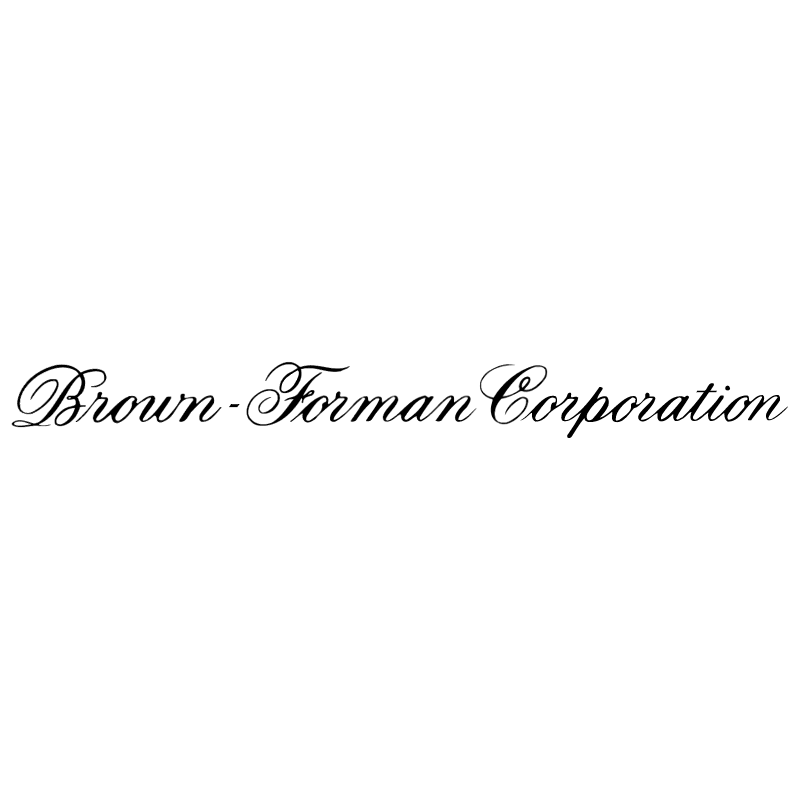 Brown Forman 34143 vector