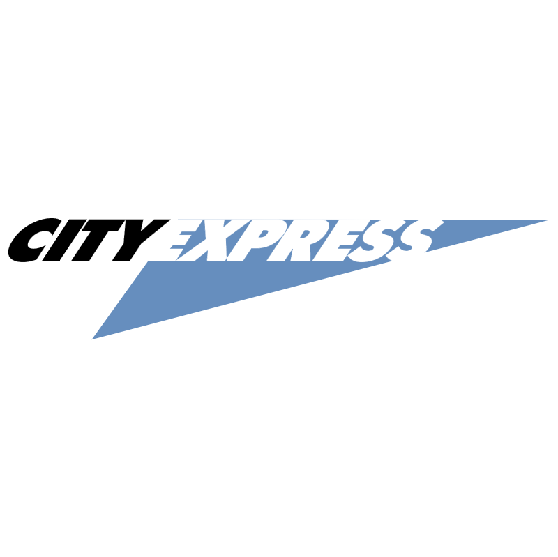 City Express vector