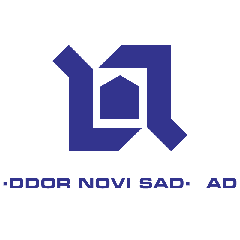 Ddor Novi Sad vector logo