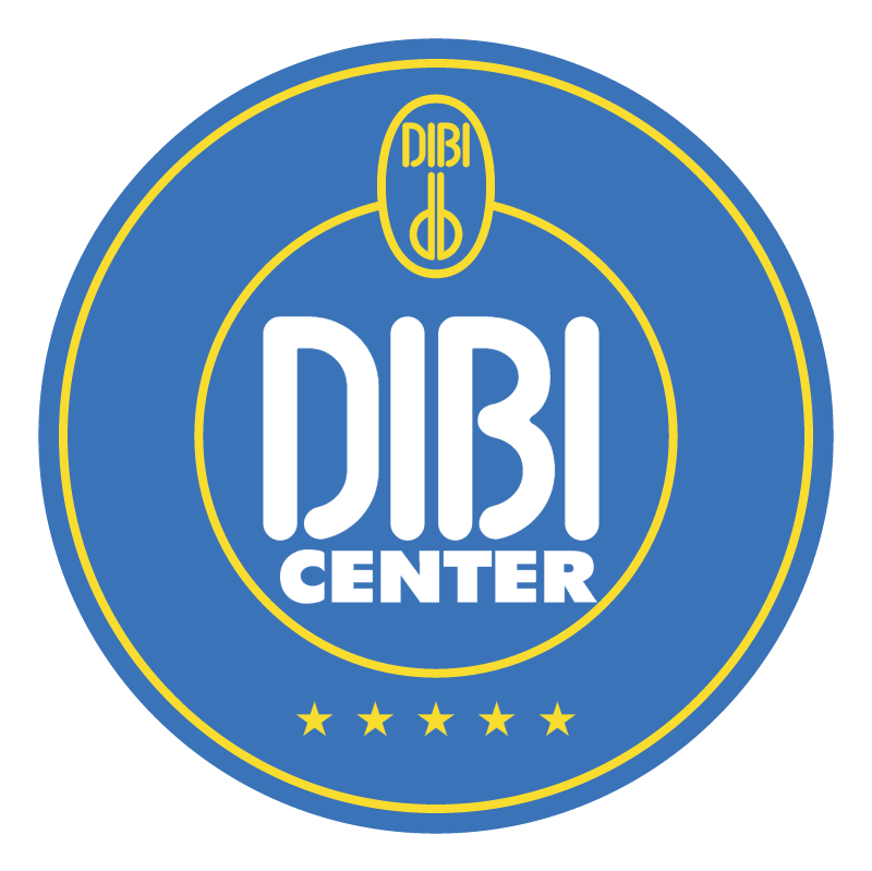 Dibi Center vector logo