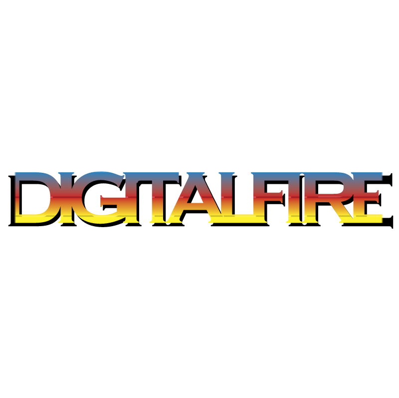 Digitalfire vector logo