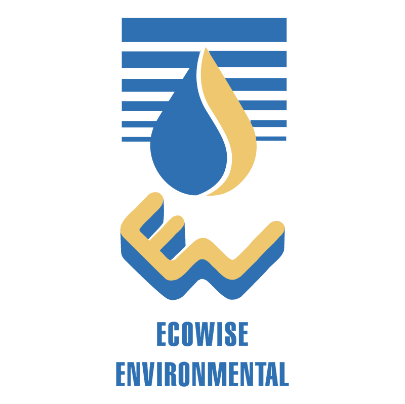 Ecowise Environmental vector logo