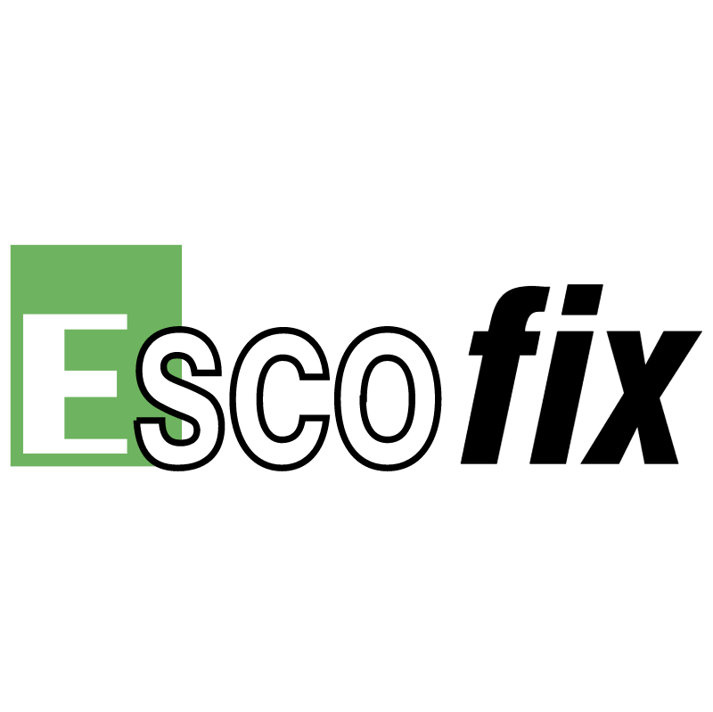 EscoFix vector logo