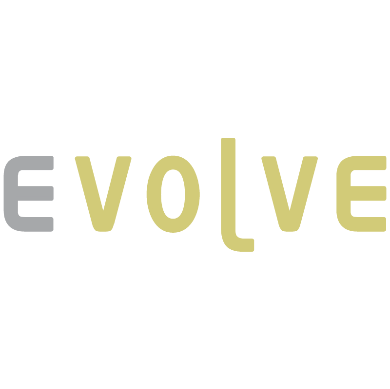 Evolve vector logo