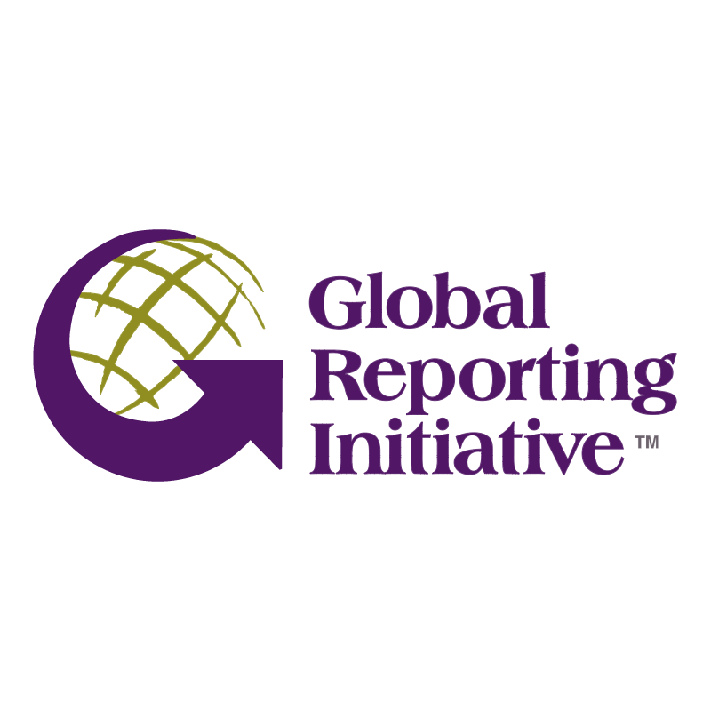Global Reporting Initiative vector