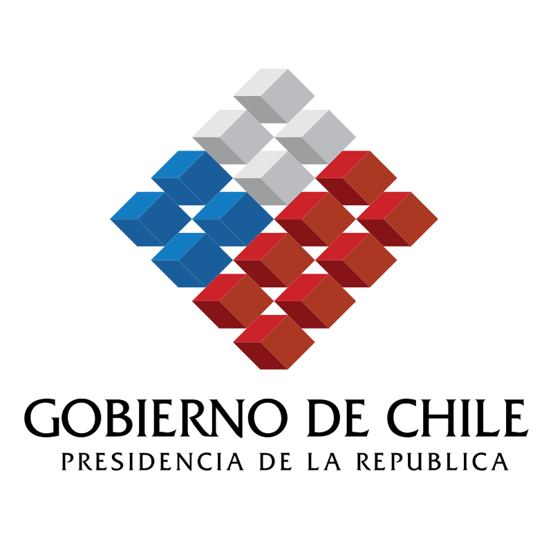 Gobierno de Chile vector