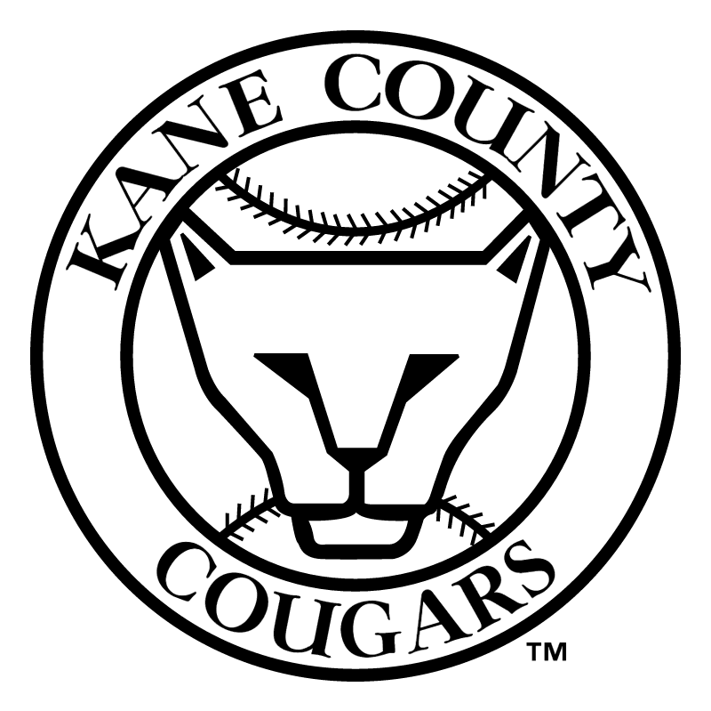 Kane County Cougars vector