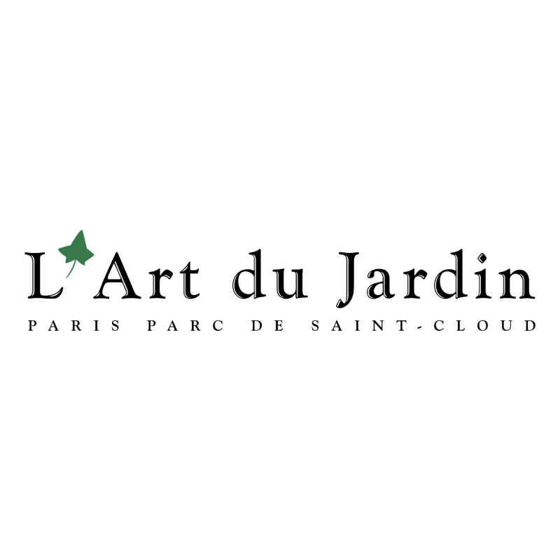 L'Art du Jardin vector