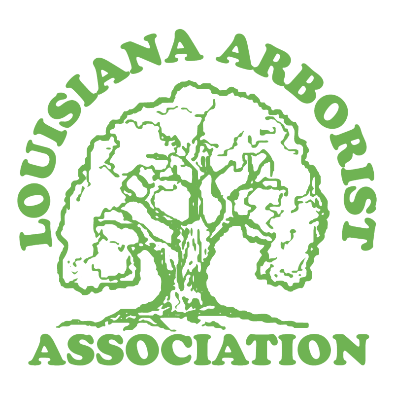 Louisiana Arborist Association vector logo