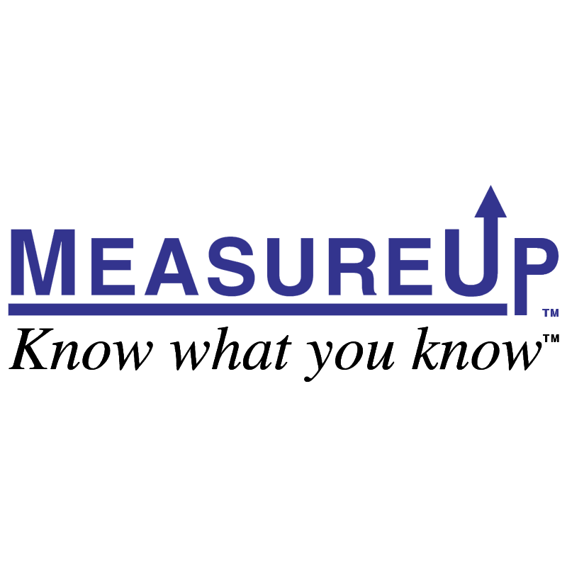MeasureUp vector