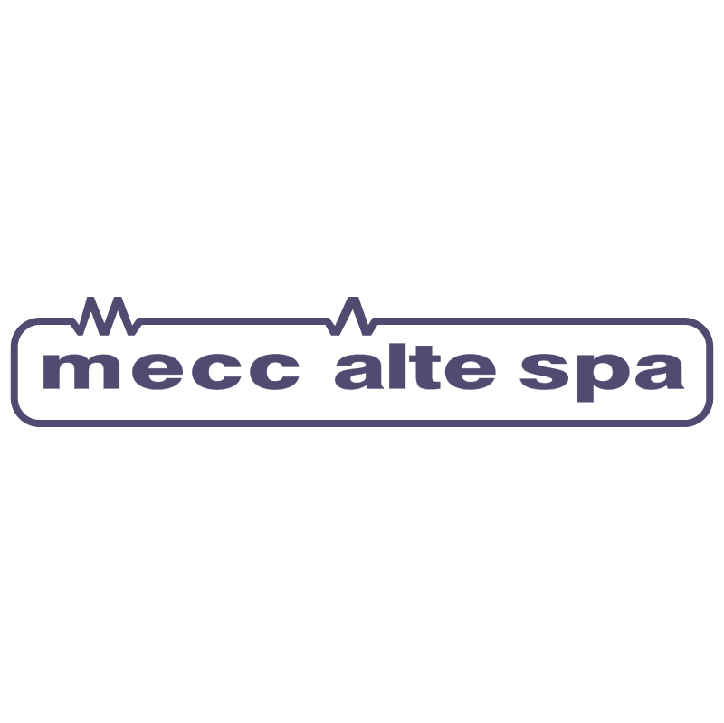 Mecc Alte Spa vector