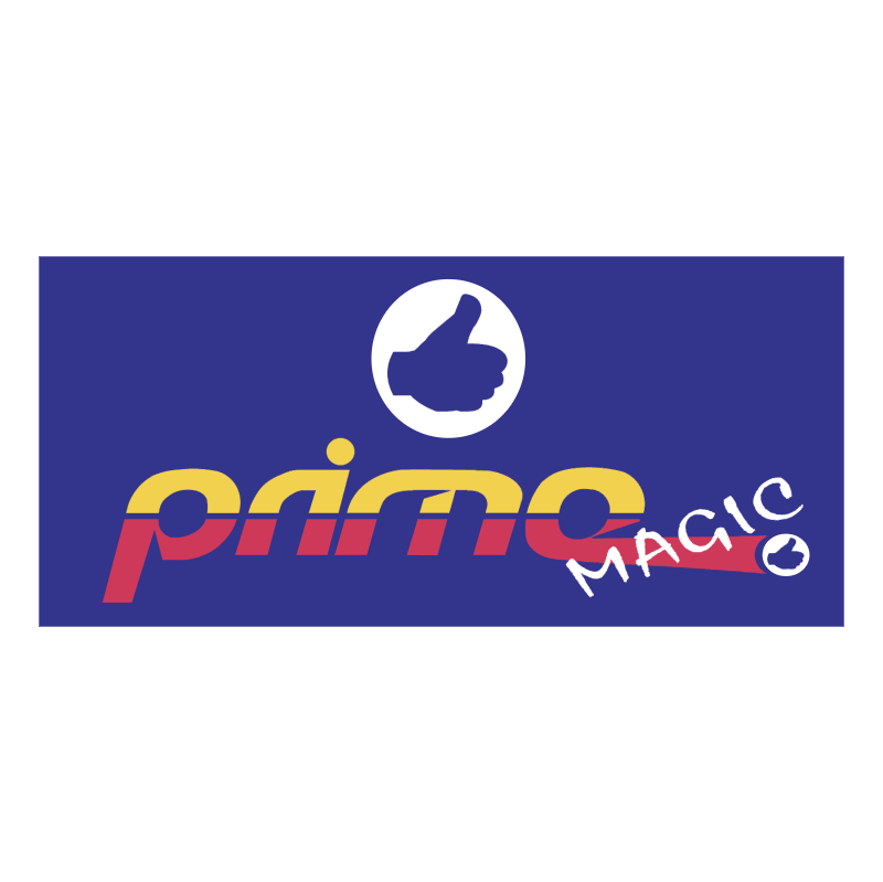 Primo Magic International vector logo