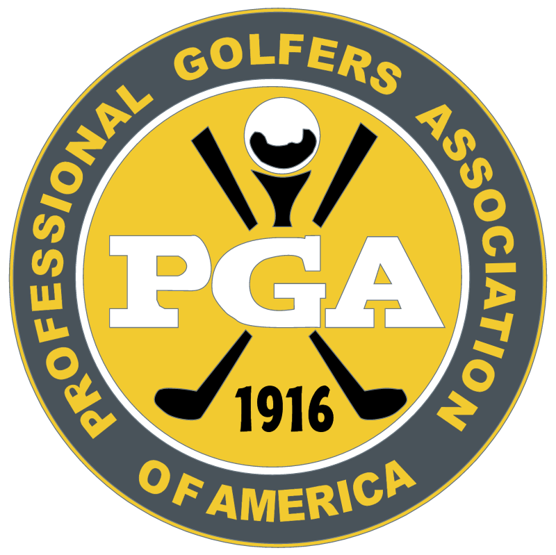 Professional Golfers Association vector