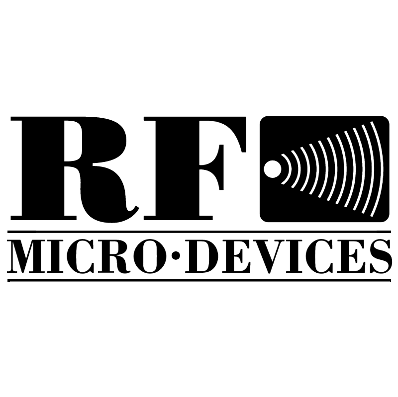 RF Micro Devices vector logo