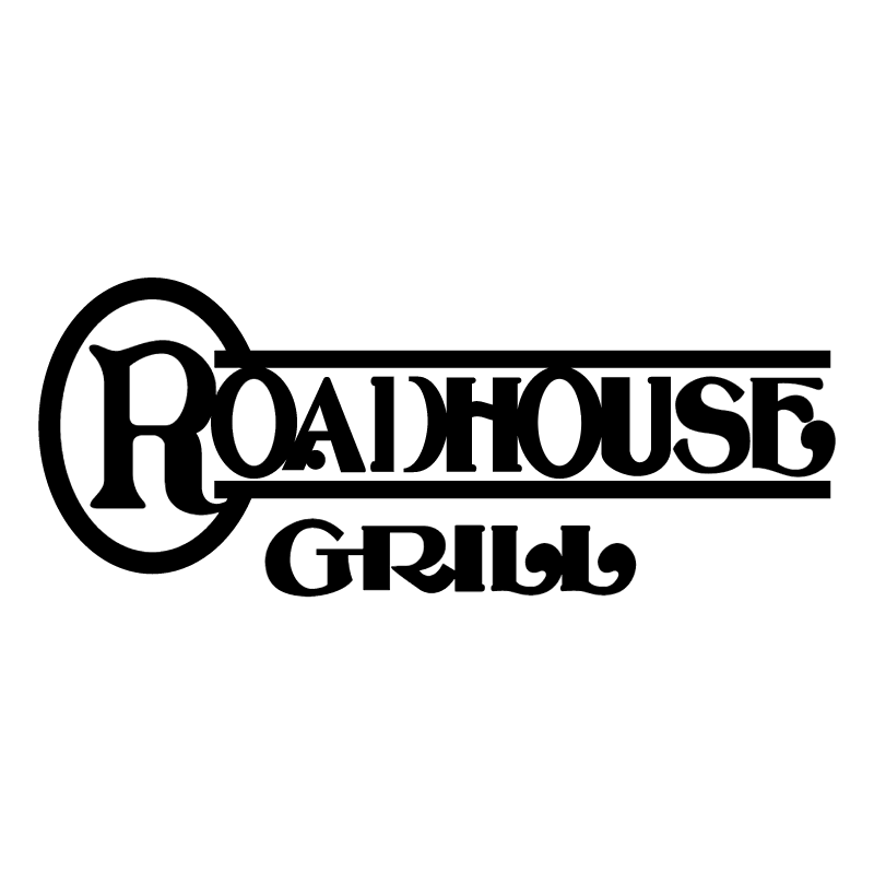 Roadhouse Grill vector logo