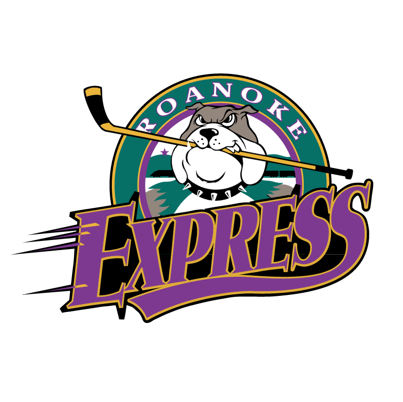 Roanoke Express vector logo