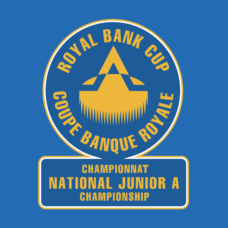 Royal Bank Cup vector