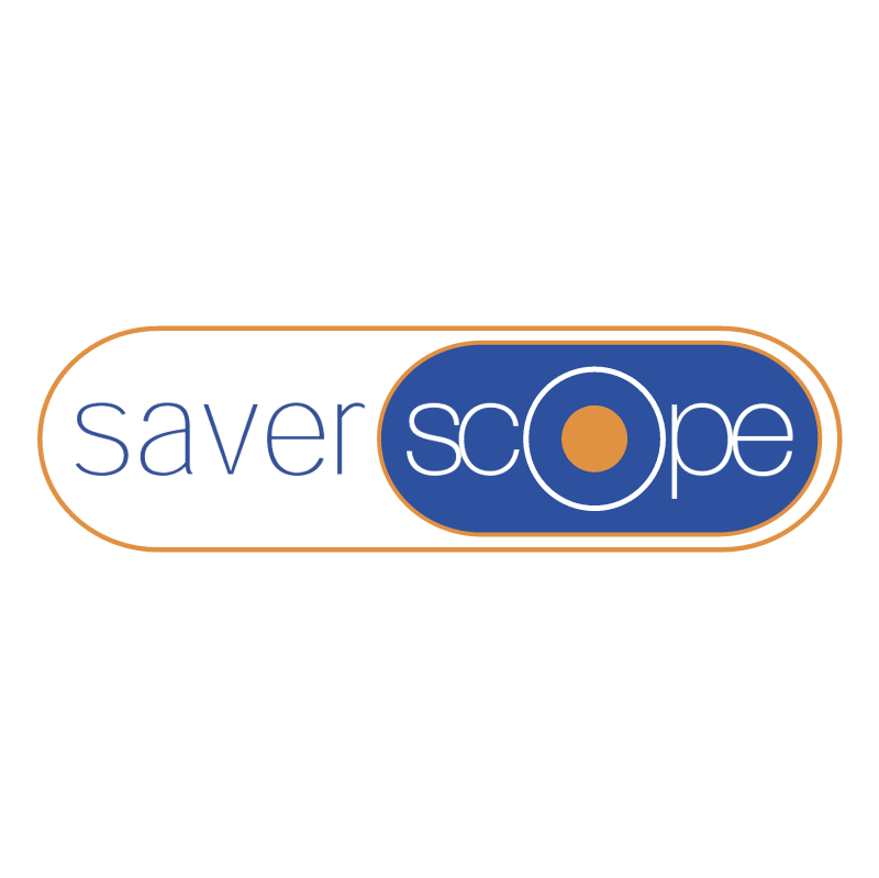 SaverScope vector logo