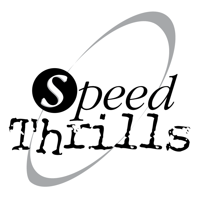 Speed Thrills vector