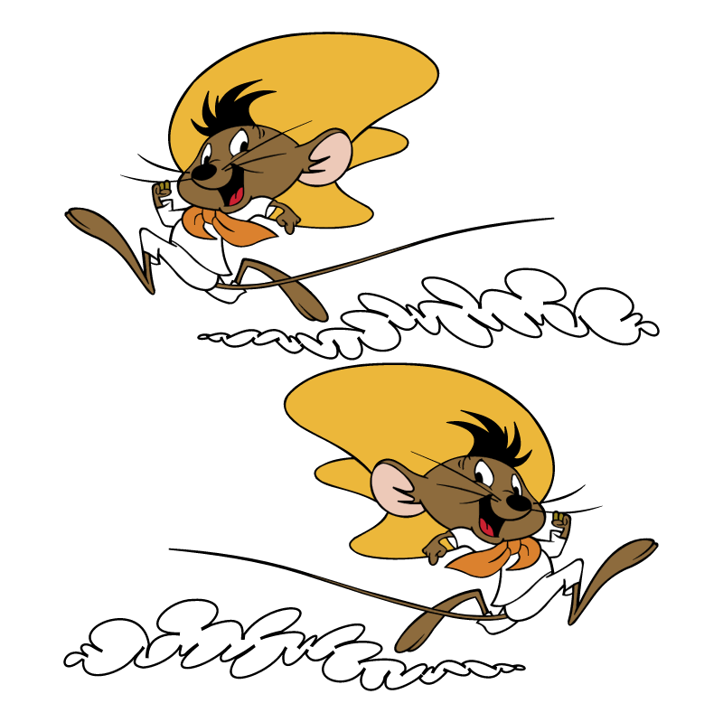 Speedy Gonzales vector