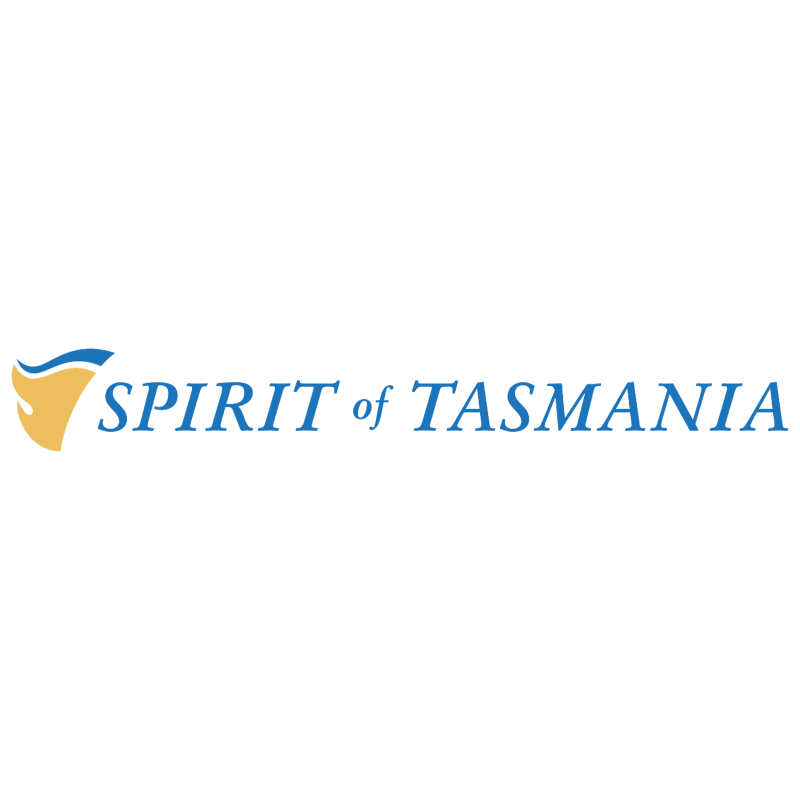 Spirit of Tasmania vector logo