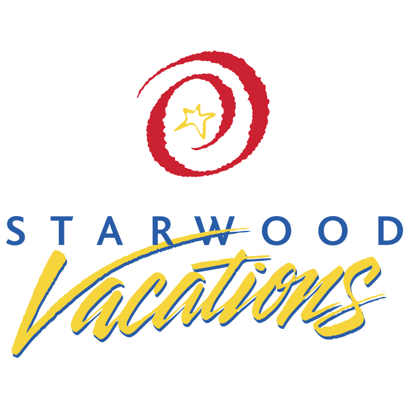 Starwood Vacations vector