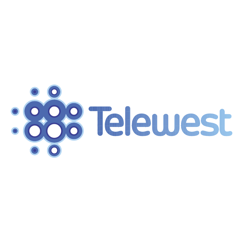 Telewest vector logo