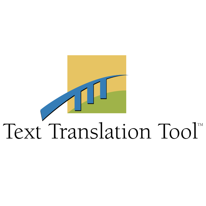 Text Translation Tool vector