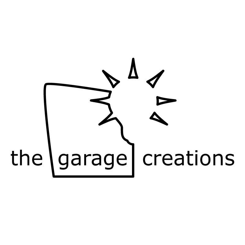 the garage creations vector