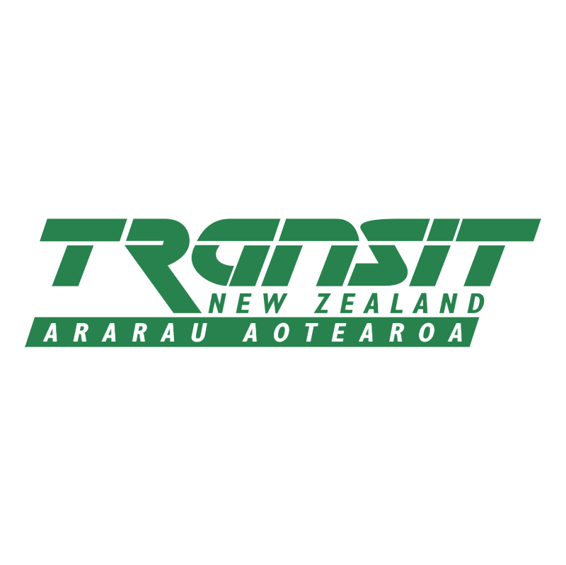 Transit New Zealand vector logo