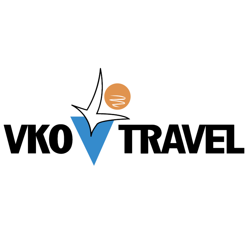 VKO Travel vector