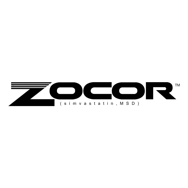 Zocor vector logo