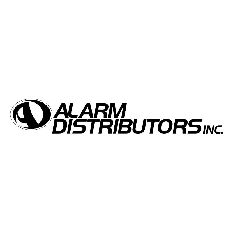 Alarm Distributors vector
