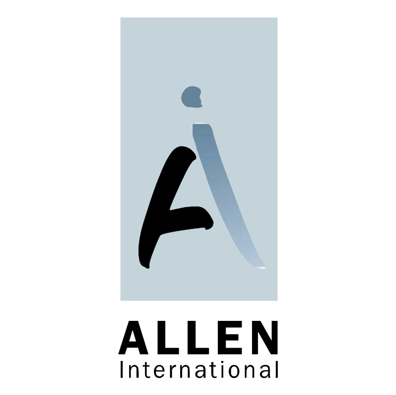 Allen International vector logo