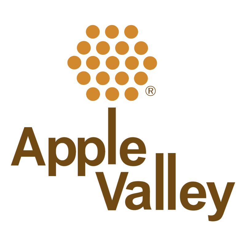Apple Valley vector
