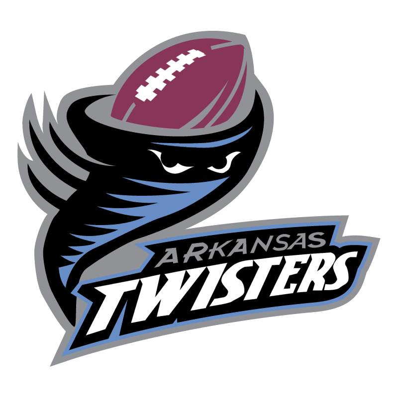 Arkansas Twisters 38179 vector