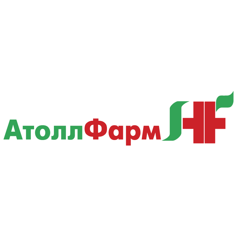 Atoll Farm vector logo