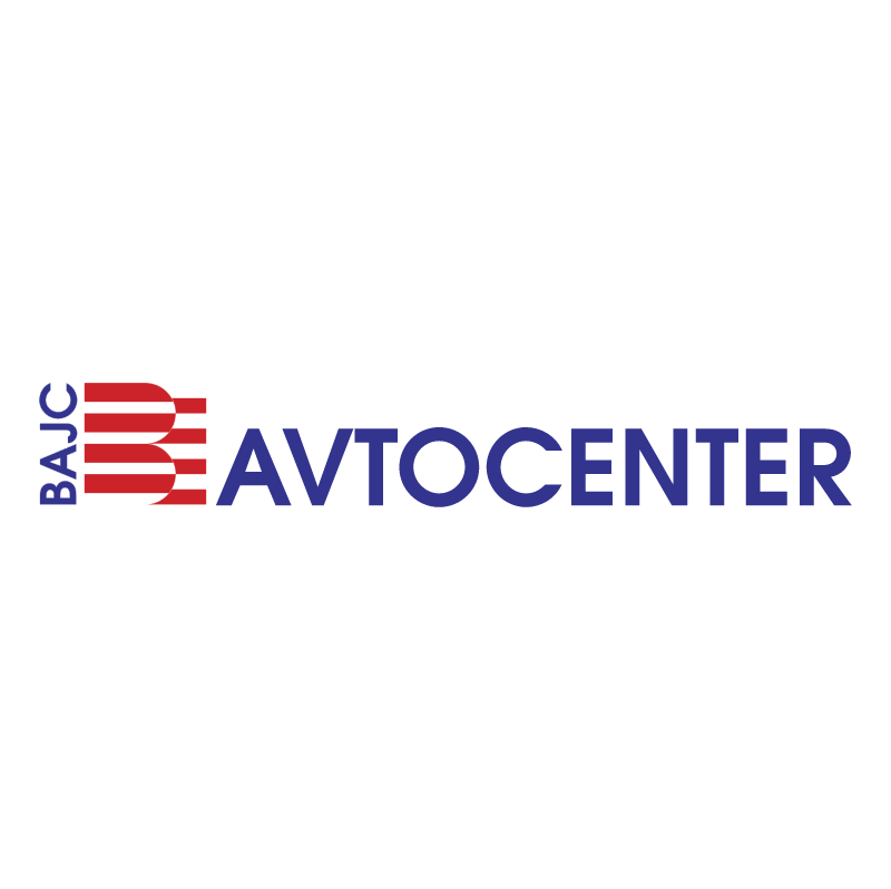 Bajc Avtocenter vector