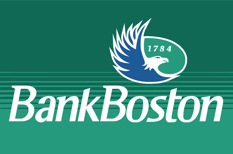 BankBoston vector