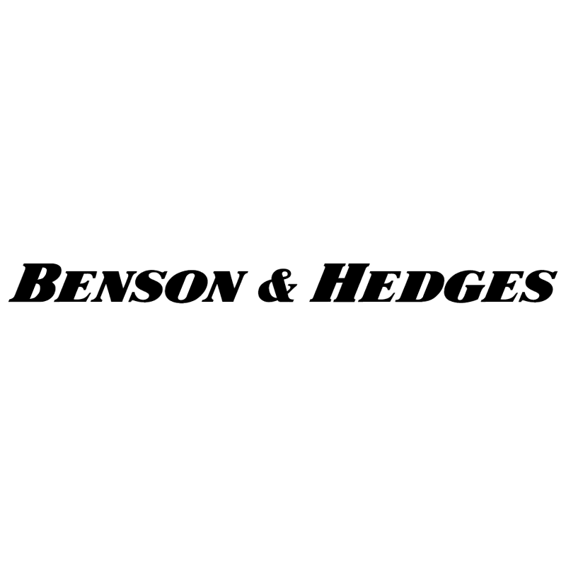 Benson & Hedges vector