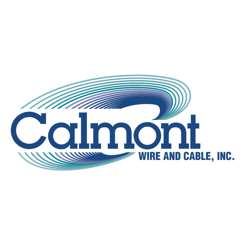 Calmont Wire and Cable vector logo