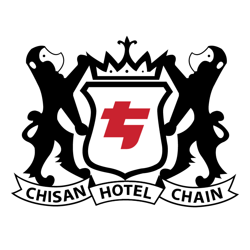 Chisan Hotel Chain vector logo