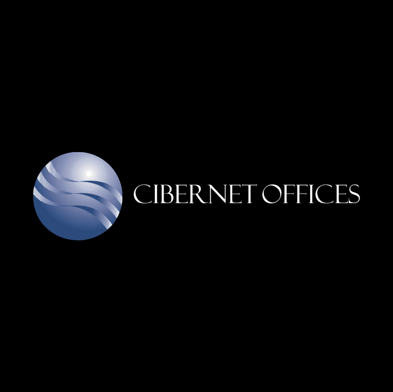 Cibernet Offices vector logo