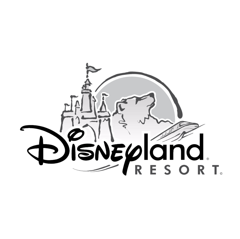 Disneyland Resort vector logo